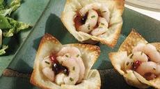 Crispy Shrimp Wontons Recipe