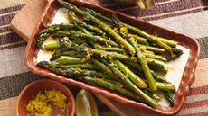 Mexican Roasted Asparagus Recipe