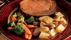 Prime Rib-Eye Roast Recipe