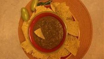 Easy Green Salsa