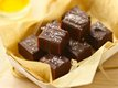 Chocolate-Topped Sea Salt Caramels