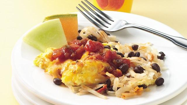 Southwestern Brunch Eggs
