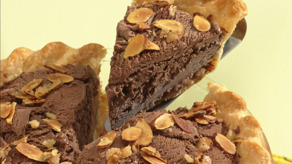 Mexican Chocolate And Almond Ice Cream Recipes — Dishmaps