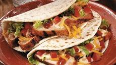 Grilled Pork Gorditas Recipe