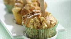 Caramel Apple Biscuit Pops Recipe
