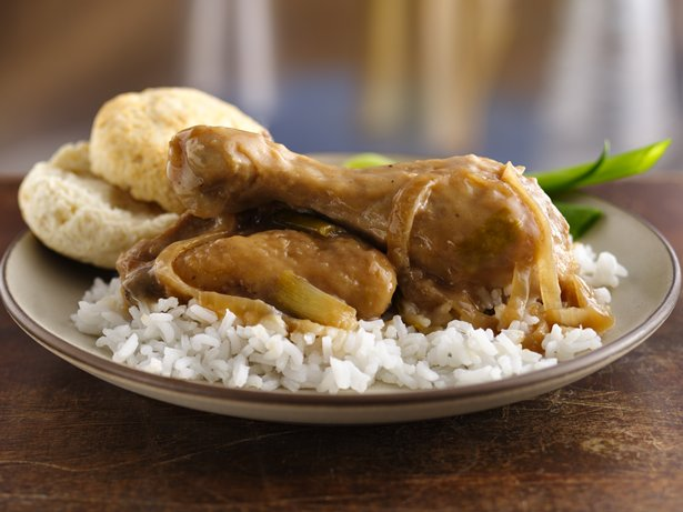 Smothered Chicken and Gravy