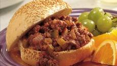 Slow Cooker So-Easy Sloppy Joes Recipe