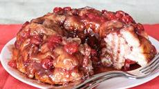 Cherry-Marshmallow Monkey Bread Recipe