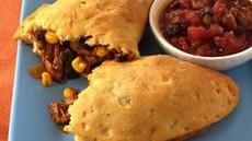 Barbecue Pork Empanadas Recipe