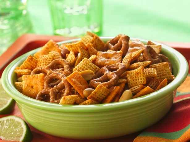 Taco Chex Mix