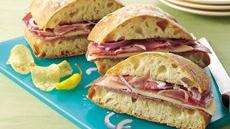 Italian Country Sandwich Recipe