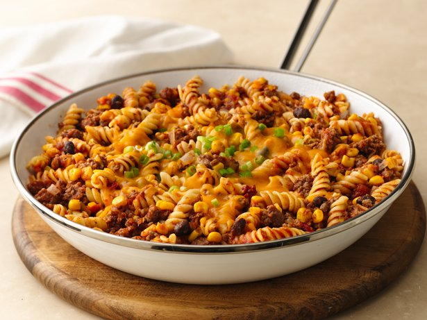Southwestern Corn Skillet