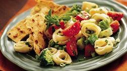 Tortellini with Garden Vegetables