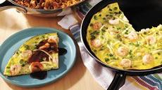 Foo Yong Frittata Recipe