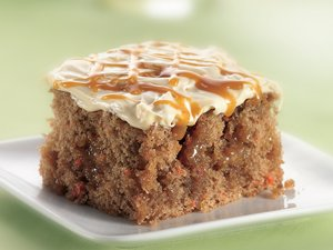 Caramel&#32;Carrot&#32;Cake