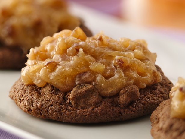 German Chocolate Chiparoos