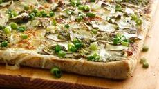 Potato Pesto Pizza Recipe