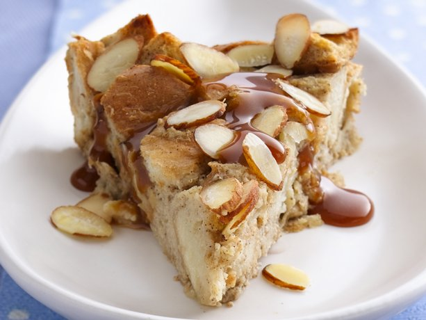 Image of Apple And Caramel Bread Pudding, Betty Crocker