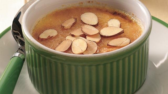 Image of Amaretto Crème Brûlée, Pillsbury
