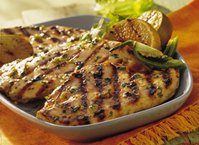 Grilled Chile-Lime Chicken