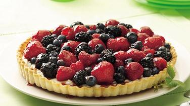 Cream Cheese Jewel Tart