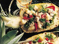 Turkey-Pineapple Salad