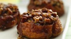 Sticky Chewy Chocolate Pecan Rolls Recipe