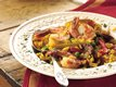 Sausage and Shrimp Paella