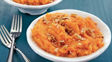 Slow-Cooker Maple-Orange Sweet Potatoes