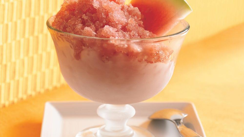 Watermelon Granita recipe from Pillsbury.com