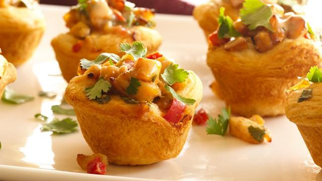 Grands! Chicken Thai-Spiced Cups