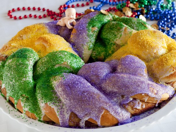 Louisiana King Cake Recipes