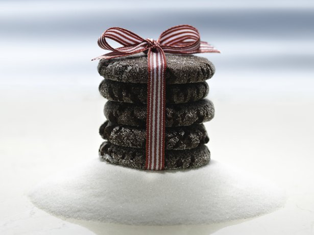 Gluten Free Fudge Crinkles