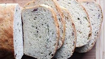 Loaded Baked Potato Bread