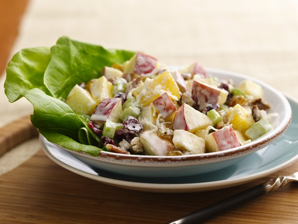 Caribbean-Style Waldorf Salad