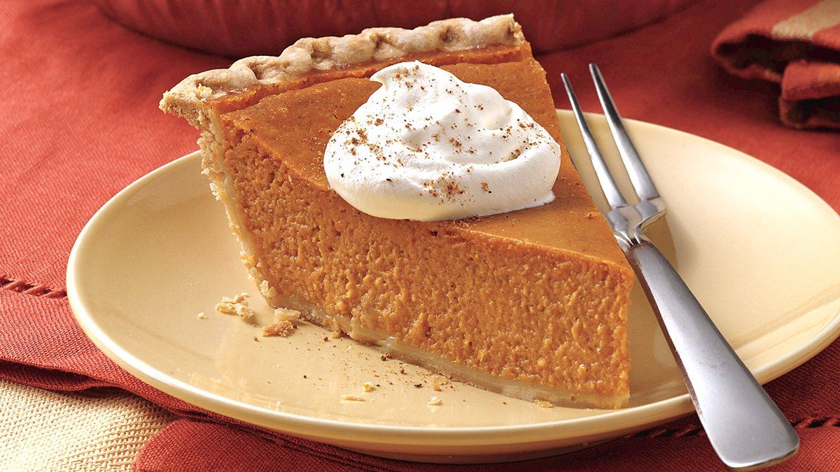 Easy Pumpkin Pie - Life Made Delicious