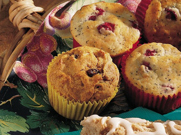 Pumpkin-Spice Muffins
