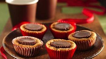Gluten-Free Peanut Butter Cookie Cups