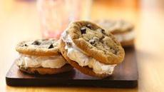 Frozen Cookie-Wiches (cookie dough tub) Recipe