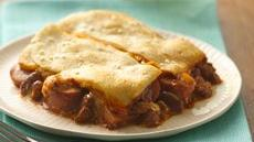 Chili-Cheese Dog Crescent Casserole Recipe