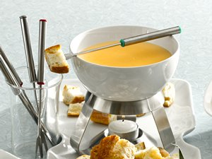 Three&#32;Cheese&#32;Fondue