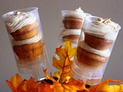 Pumpkin Pie Push-It-Up Pops