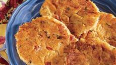 Zesty Potato Patties Recipe