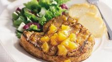 Pork Chops with Apricot Chutney Recipe