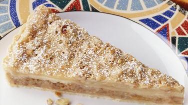 Double-Crusted Pecan Pie Danish