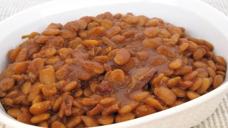 baked bean casserole and although i would usually mom s baked bean ...