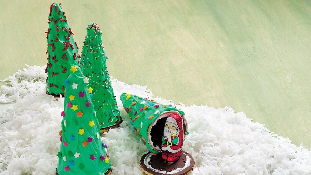 Secret Santa Trees