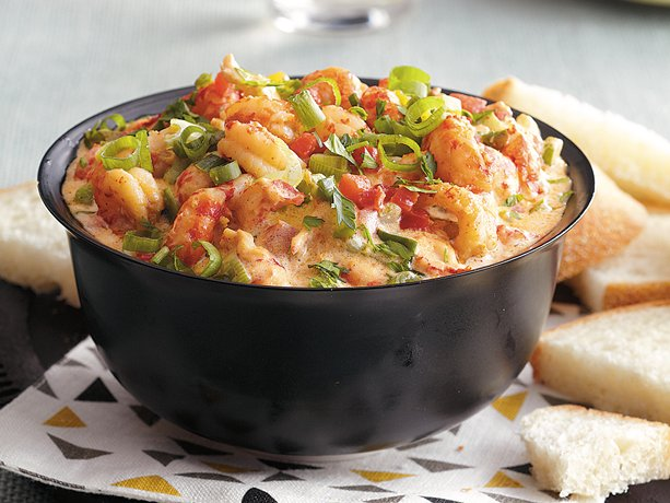 Try a taste of New Orleans with this Creole flavored hot crawfish dip ...