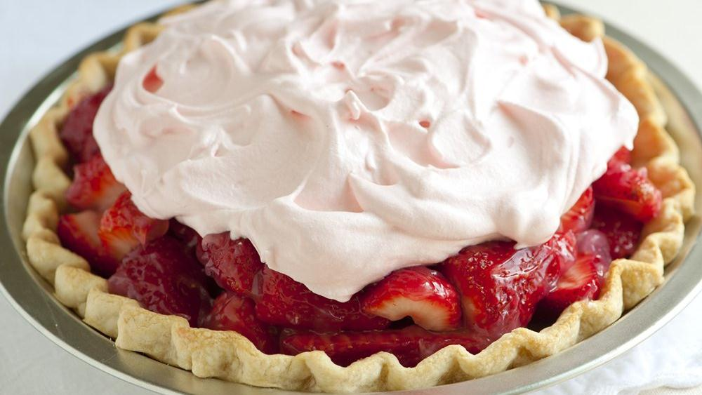 Fresh Strawberry Pie recipe from Pillsbury.com