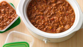 Slow-Cooker Taco Ground Beef